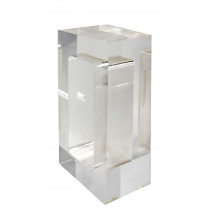 Rectangle Acrylic Endcap