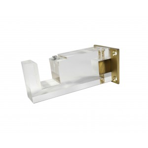 Rectangle Acrylic Bracket