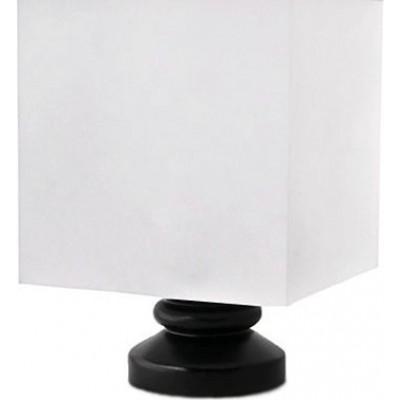 Frosted Block Finial