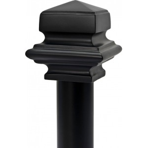 Charleston Square Finial - Resin