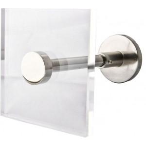 Acrylic Square Holdback