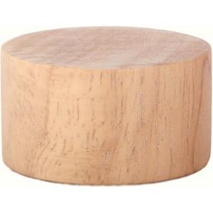 Wood Disk Endcap